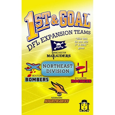 Buy 1st & Goal - Northeast Division and more Great Board Games Products at 401 Games