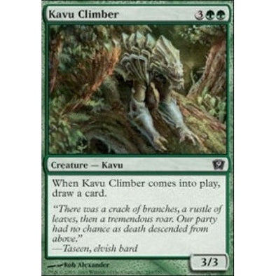 Kavu Climber available at 401 Games Canada