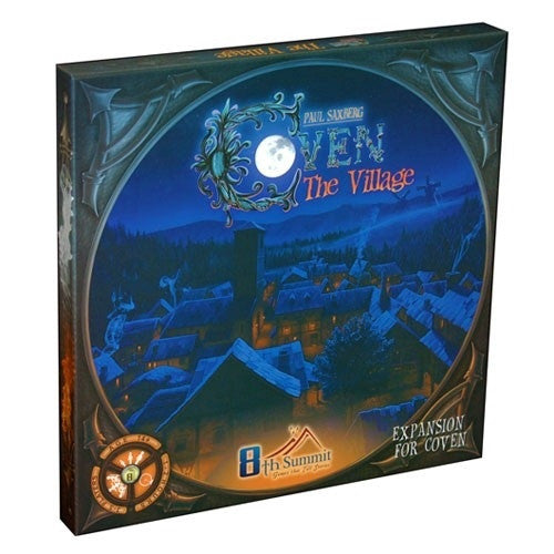 Coven - The Village available at 401 Games Canada