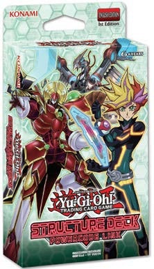 Buy Yugioh - Structure Deck Powercode Link and more Great Yugioh Products at 401 Games