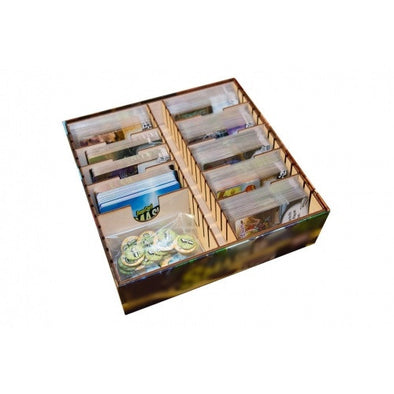 Buy The Broken Token - Smash Up - Box Organizer and more Great Inserts and Overlays Products at 401 Games