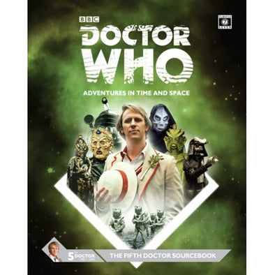 Doctor Who: Adventures in Time and Space - The Fifth Doctor Sourcebook - 401 Games