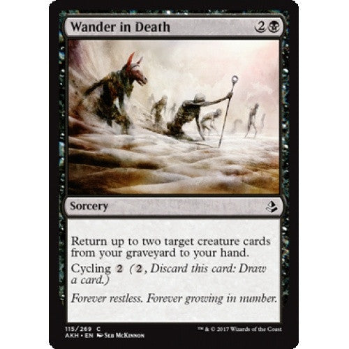 Wander in Death (AKH) available at 401 Games Canada