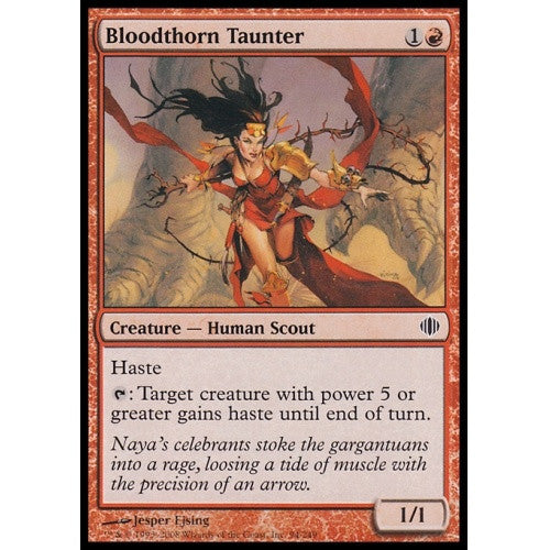 Bloodthorn Taunter (ALA) available at 401 Games Canada