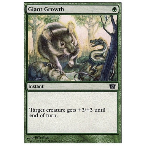 Giant Growth - 401 Games
