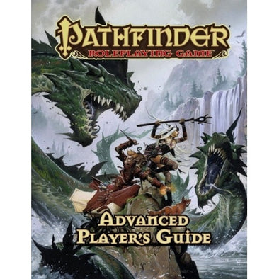Pathfinder - Book - Advanced Player's Guide Pocket Edition - 401 Games