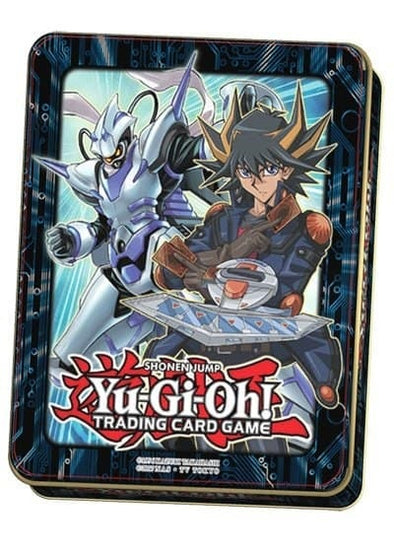 Buy Yugioh - 2018 Mega Tin - Yusei Fudo and more Great Yugioh Products at 401 Games