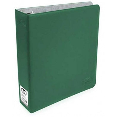 Buy Ultimate Guard - Supreme Collectors Album XenoSkin - Green and more Great Sleeves & Supplies Products at 401 Games
