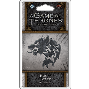 Buy Game of Thrones LCG - 2nd Edition - House Stark Intro Deck and more Great Board Games Products at 401 Games