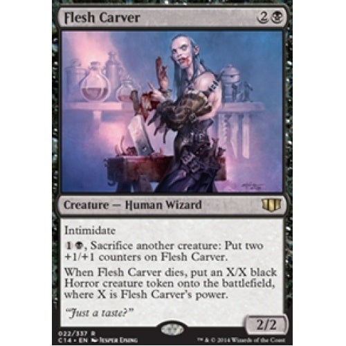 Flesh Carver (C14) available at 401 Games Canada