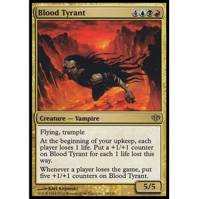 Blood Tyrant (CON) available at 401 Games Canada