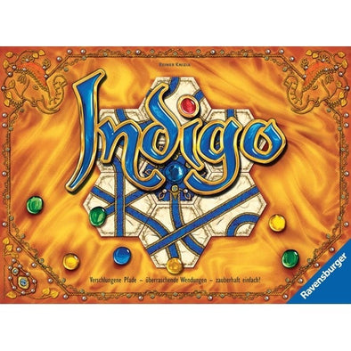 Buy Indigo and more Great Board Games Products at 401 Games