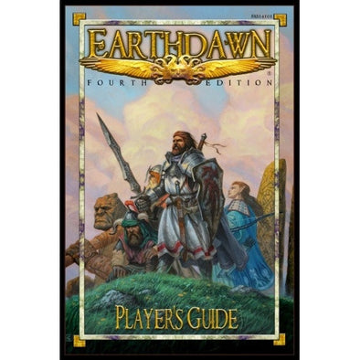 Earthdawn - Fourth Edition - Player's Guide - 401 Games