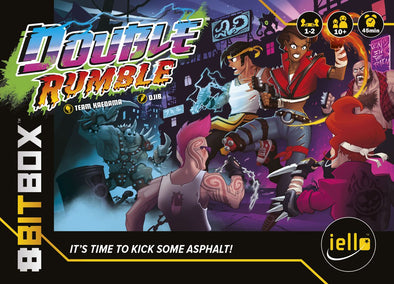 8Bit Box - Double Rumble available at 401 Games Canada