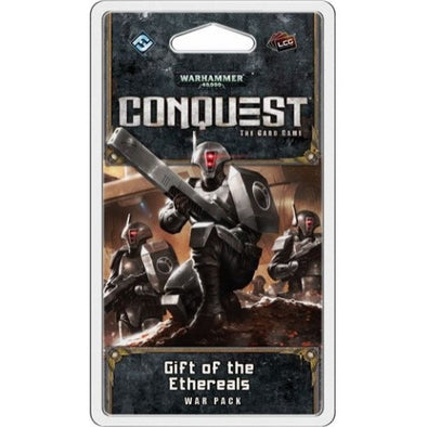 Warhammer 40K - Conquest - Gift of the Ethereals War Pack - 401 Games