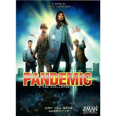 Buy Pandemic and more Great Board Games Products at 401 Games