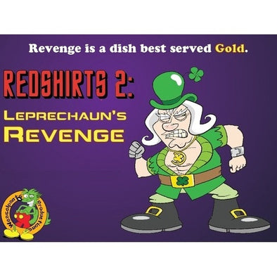Redshirts 2 - Leprechauns Revenge - 401 Games