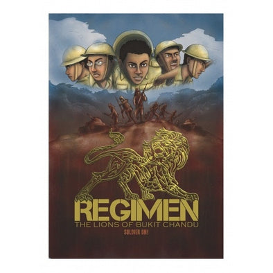 Buy Regimen: The Lions of Bukit Chandu and more Great Board Games Products at 401 Games