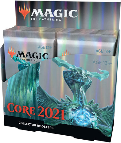 MTG - Core Set 2021 - Collector Booster Box available at 401 Games Canada