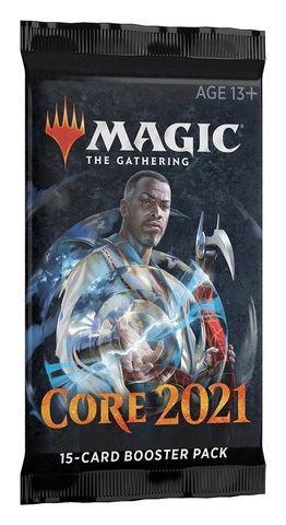 MTG - Core Set 2021 - English Booster Pack (Pre-Order) - 401 Games
