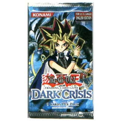 Yugioh - Dark Crisis - Booster Pack available at 401 Games Canada