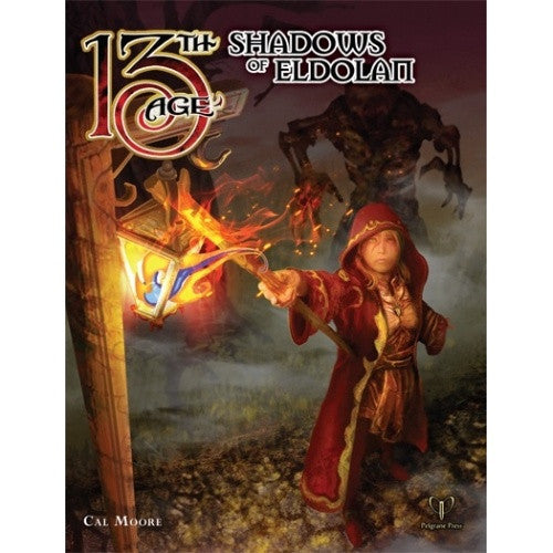 Buy 13th Age - Shadows of Eldolan and more Great RPG Products at 401 Games