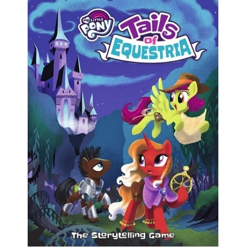 My Little Pony - Tails of Equestria RPG - Core Rulebook available at 401 Games Canada