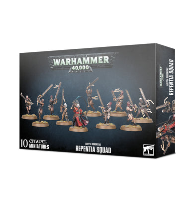 Warhammer 40,000 - Adepta Sororitas - Repentia Squad available at 401 Games Canada