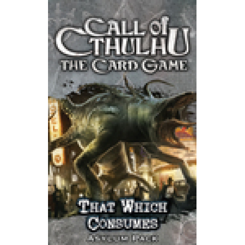 Call of Cthulhu Living Card Game - That Which Consumes (No Restock) - 401 Games