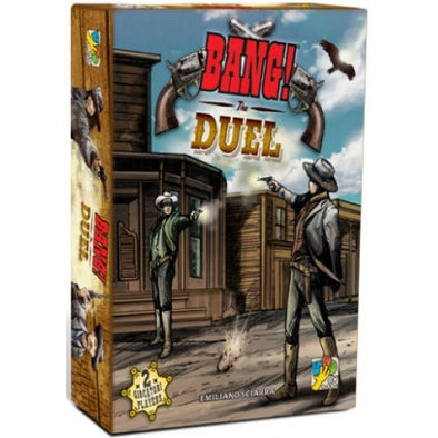 Buy Bang! The Duel and more Great Board Games Products at 401 Games