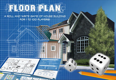 Buy Floor Plan (Pre-Order) and more Great Board Games Products at 401 Games