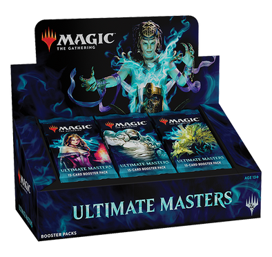 Buy MTG - Ultimate Masters - English Booster Box and more Great Magic: The Gathering Products at 401 Games