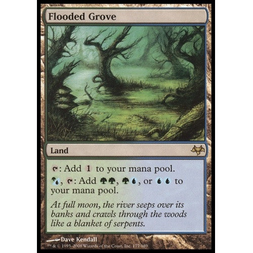 Flooded Grove (EVE) - 401 Games