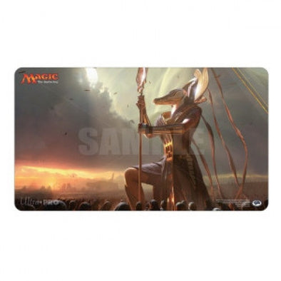 Buy Ultra Pro - Play Mat - MTG Amonkhet V1 and more Great Sleeves & Supplies Products at 401 Games