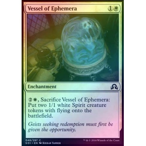 Vessel Of Ephemera (Foil)
