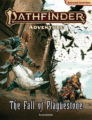 Buy Pathfinder 2nd Edition - Adventure - The Fall of Plaguestone (Pre-Order) and more Great RPG Products at 401 Games