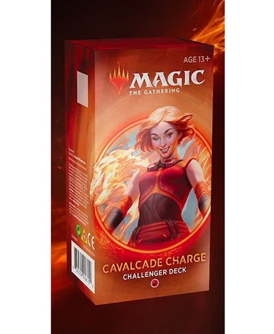 MTG - Challenger Decks 2020 - Cavalcade Charge available at 401 Games Canada
