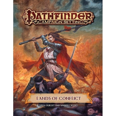 Pathfinder - Campaign Setting - Lands of Conflict - 401 Games