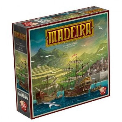 Buy Madeira and more Great Board Games Products at 401 Games