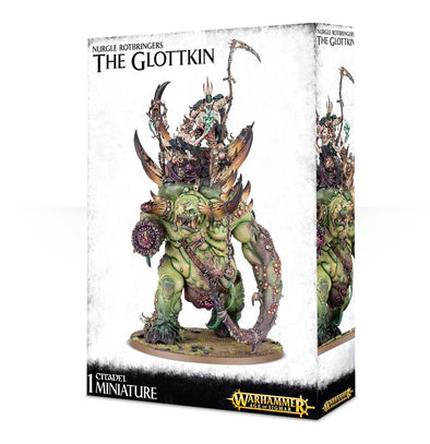 Warhammer - Age of Sigmar - Maggotkin of Nurgle - The Glottkin - 401 Games