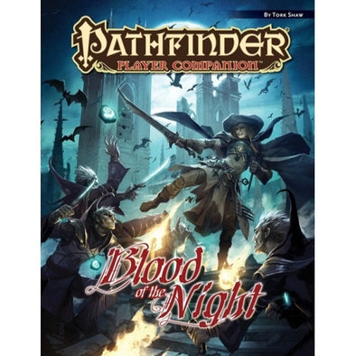Pathfinder - Player Companion - Blood of the Night - 401 Games
