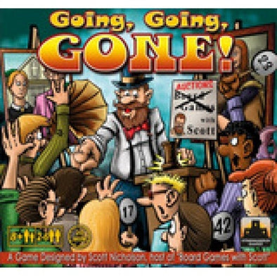 Going, Going, Gone! - 401 Games