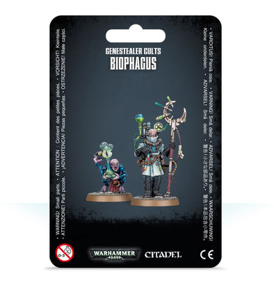 Buy Warhammer 40,000 - Genestealer Cults - Biophagus and more Great Games Workshop Products at 401 Games
