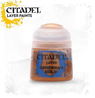 Buy Citadel Layer - Gehenna's Gold and more Great Games Workshop Products at 401 Games