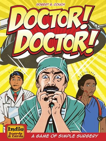 Buy Doctor! Doctor! (Pre-Order) and more Great Board Games Products at 401 Games