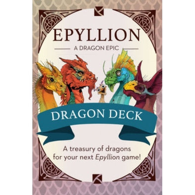 Buy Apocalypse - Epyllion: A Dragon Epic - Dragon Deck and more Great RPG Products at 401 Games