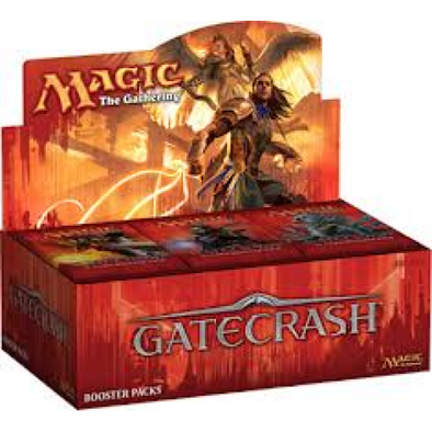 Buy MTG - Gatecrash - English Booster Box and more Great Magic: The Gathering Products at 401 Games