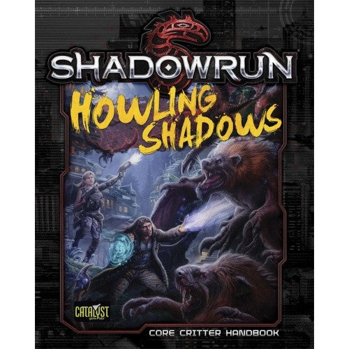 Buy Shadowrun 5th Edition - Howling Shadows and more Great RPG Products at 401 Games