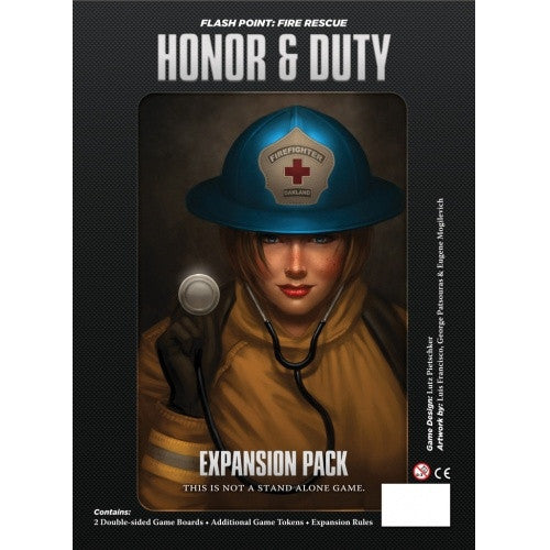 Flash Point - Honor and Duty - 401 Games