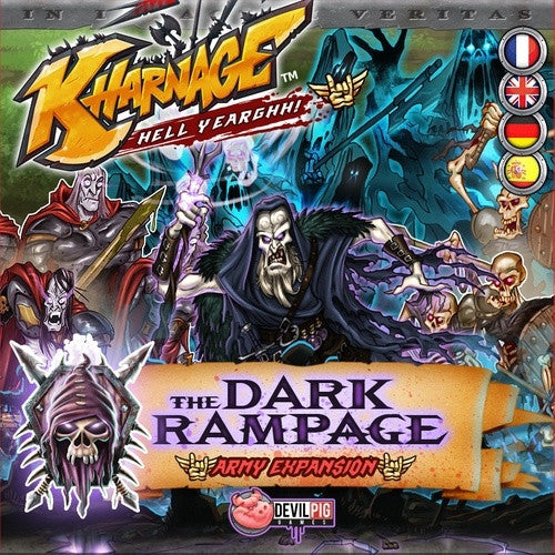 Kharnage! - The Dark Rampage - 401 Games